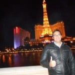 Stefano Ugarriza Giaimo En las Vegas USA